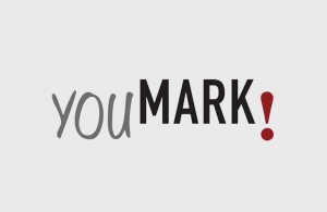 You mark