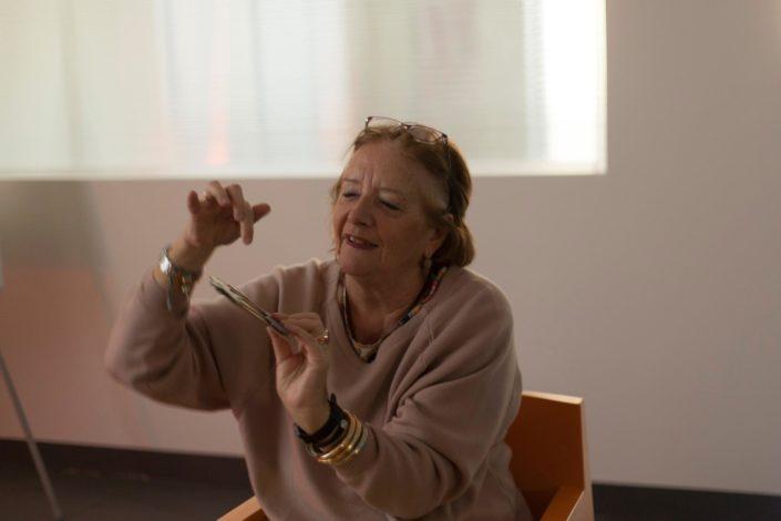 Enrica Melossi ospite del Caffè 2.0