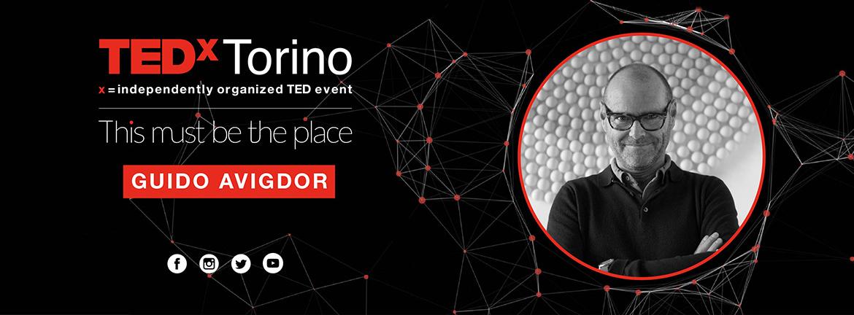 Guido Avigdor a TEDx Torino