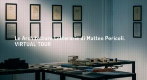 Matteo Pericoli Tour
