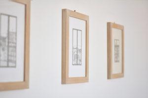 Matteo Pericoli - Finestre su Torino