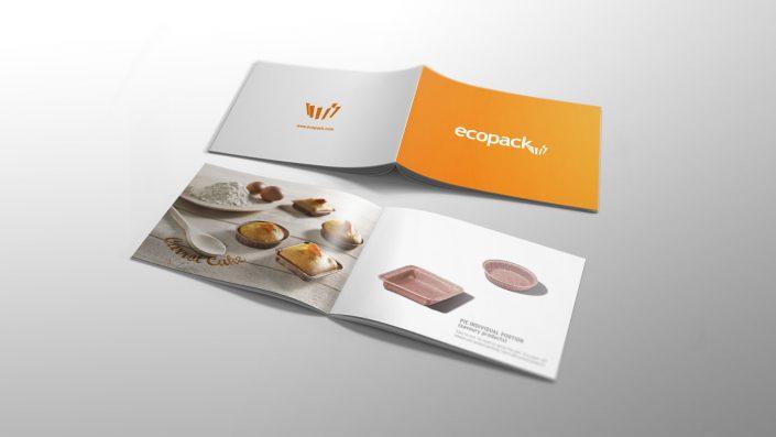 Ecopack brand identity
