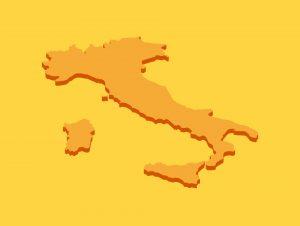 Eggers Mappa Italia
