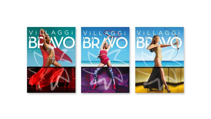 Villaggi Bravo - cataloghi